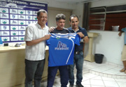 Liga Itabira entrega uniformes para os clubes de Itabira